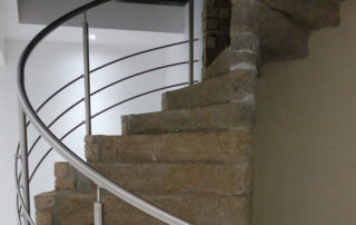 INOX DU BOCAGE Rambarde Interieure 21