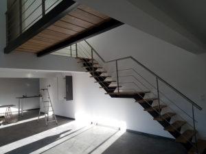 INOX DU BOCAGE Rambarde Interieure 9